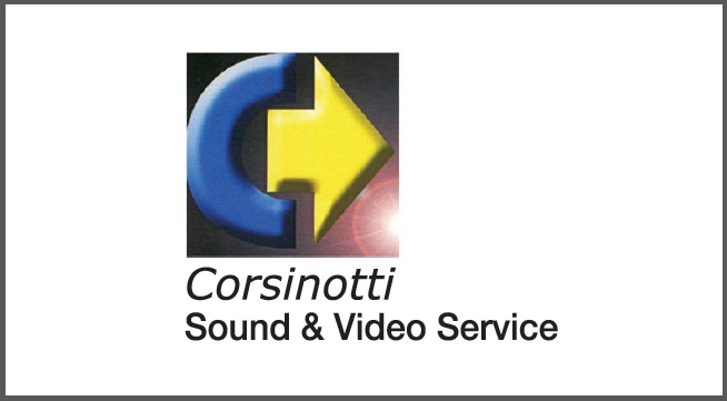 CORSINOTTI SOUND & VIDEO SERVICE
